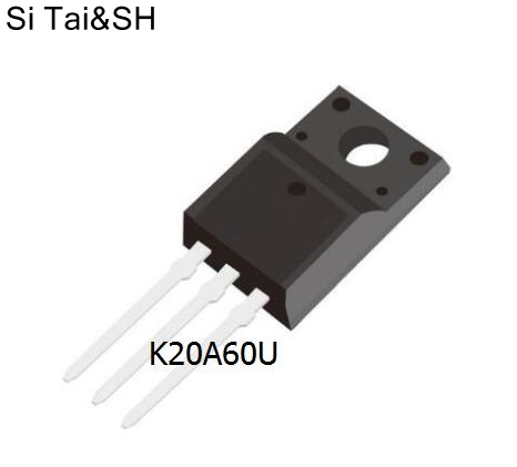 1pcs/lot TK20A60U K20A60U TO-220F