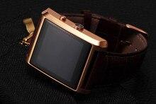 Luxus Bluetooth Smart-uhr Mode Wrist Smartwatch Männer Armbanduhr Tragbare Digitale Gerät für IOS Samsung Huawei Xiaomi Telefon