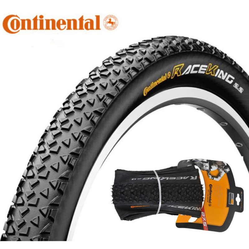Continenta l pneu de vélo Race King 2.0 pneu de vélo vtt 26 27.5 29*1.95 2.0 2.1 2.2 vélo PK maxxi pièces de vélo 2018