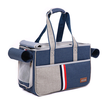 Cat Dog Carrier Bag Cat Cote Shoulder handle Carry Bag