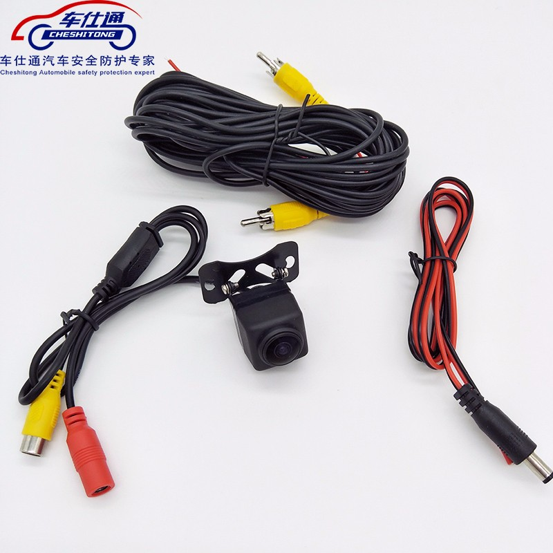 180 degree car camera Large wide angle rear view camera For DVD Back up Camera Without