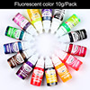 Hot 15 Colors 10g UV Resin Liquid Pearl Dye Pigment Resin Epoxy DIY Jewelry Making Crafts Non-toxic Tools Art Sets Best Price