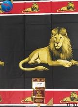 LIULANZHI african java wax fabric 100% cotton nigeria wax 6yards african animal pattern ankara wax print fabric TJ261-278 african wax fabric java wax 100