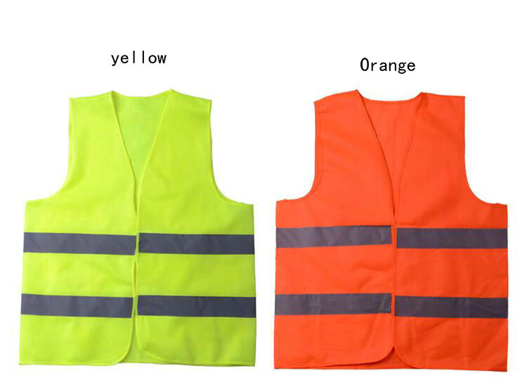 Free shipping a variety of safety reflective clothing sanitation / night riding fluorescent vest traffic command safety clothing high quality chinese traffic reflective safety vest safety waistcoat sanitation reflective clothing working vest