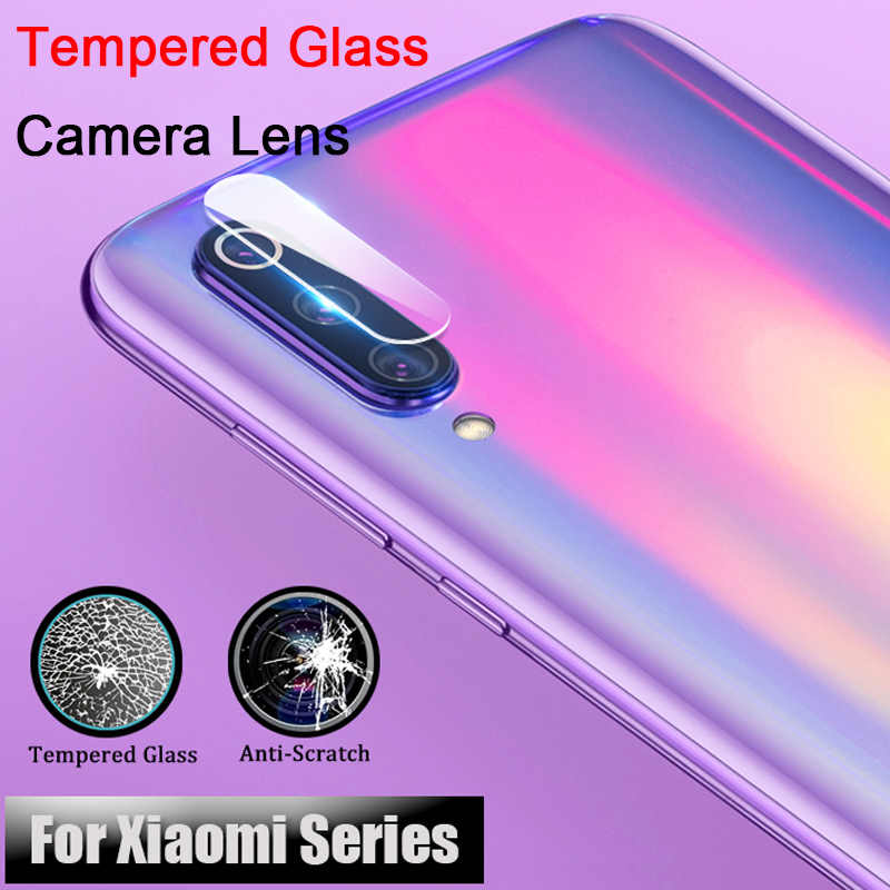 Phone Lens Screen Protector For Xiaomi Mi 9 SE 9T 8 A2 Lite Max 3 Camera Len Film for Redmi Note 7 5 6A 6 Pro Tempered Glass