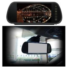 LCD Car Monitor Auto Car rear view camera with mirror monitor for Parking Assistance Backup Reverse Monitor for Car DVD Screen