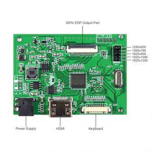 Image 3 - HDMI Lcd コントローラボード VS TYEDP V807 作業のための 10.1 インチ 1280 × 800 30pin edp 液晶: TV101WXM NP1 NV101WXM N51 B101EAN01 8