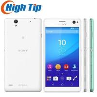 Unlocked Original Sony Xperia C4 5.5 Android Octa core 2GB RAM 16GB ROM 13MP Camera Single/Dual Sim WIFI 4G LTE Mobile Phone