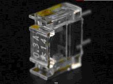 Предохранитель LM40 4.0A большой 4А Японский-прозрачный