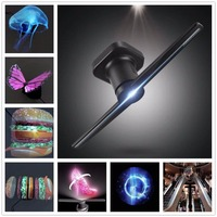 3D Голограмма рекламы Дисплей светодио дный вентилятор голографическая фотографии и видео 3 DNaked глаз светодио дный вентилятор best для магази