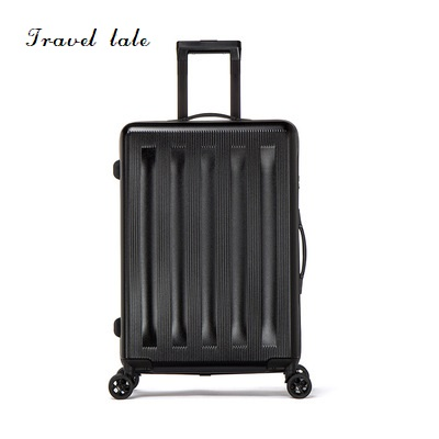 Travel tale Contracted fashion and easy, high quality 20/24 PC Rolling Luggage Spinner brand Travel SuitcaseTravel tale Contracted fashion and easy, high quality 20/24 PC Rolling Luggage Spinner brand Travel Suitcase