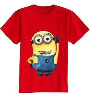 Fashion Boys Girls T Shirt Cartoon Kids Clothes Tee T-Shirt Short Sleeve Top Casual Summer Clothing Cartoon Boy Girls Clohtes 1
