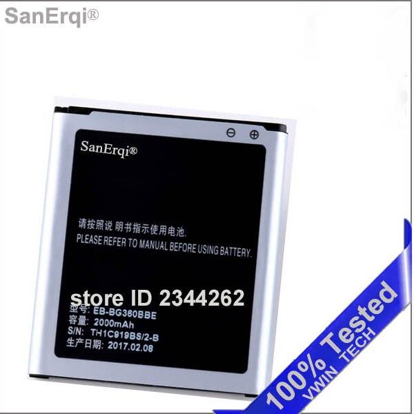 Batterie Für Samsung Galaxy Core Prime G361H G360 G3606 G3608 G3609 G361F G360H/F LTE SM-G3606 EB-BG360CBC Batterie