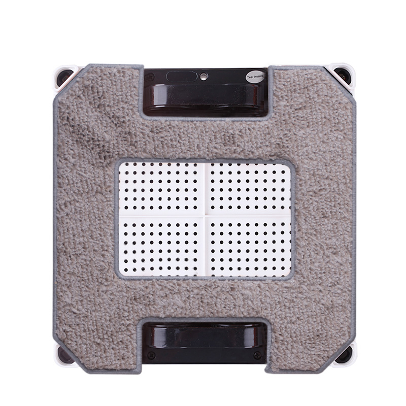 (For X6)  Fiber Mopping Cloths for Liectroux Window Cleaning Robot , 2pcs/pack