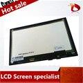 (1920X1080) ЖК-Экран и Сенсорный Экран digitizer Тяга для DELL 7347 7348 бесплатная доставка