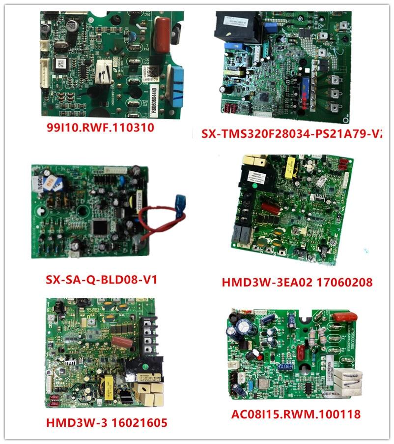 SX-TMS320F28034-PS21A79-V2| SX-SA-Q-BLD08-V1| HMD3W-3EA02 17060208| HMD3W-3 16021605| AC08I15.RWM.100118 Used