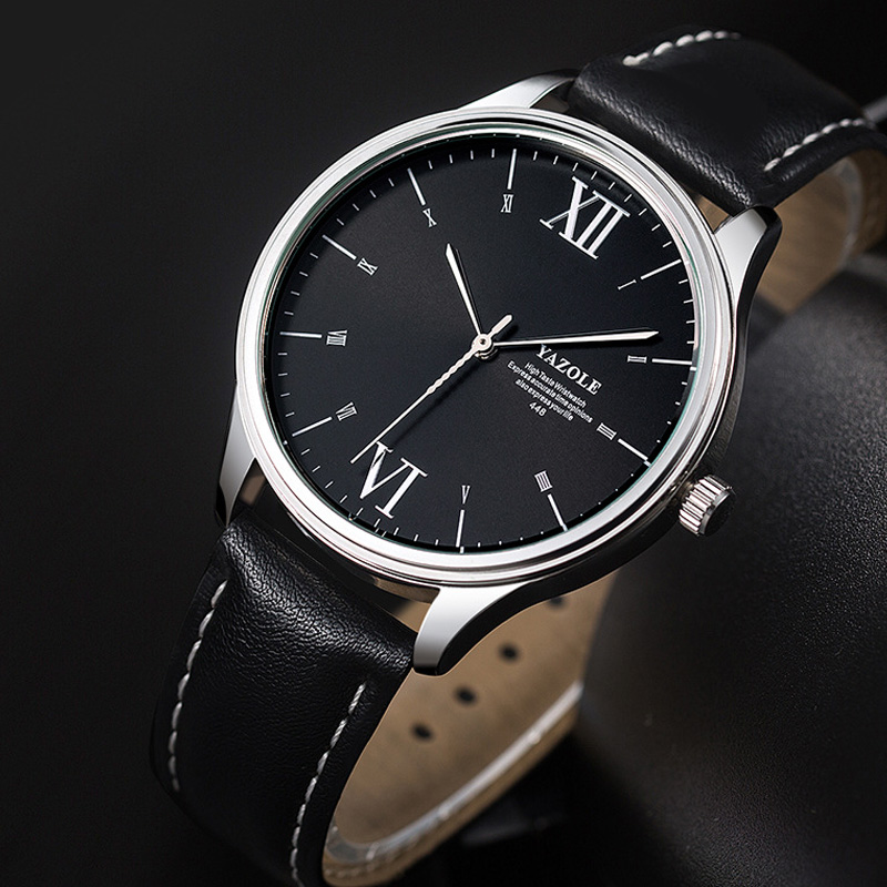 YAZOLE Quartz Watch Men Watches Famous Brand Business Top New Male Wrist Watch For Men Clock Wristwatch Hours Relogio MasculinoYAZOLE Quartz Watch Men Watches Famous Brand Business Top New Male Wrist Watch For Men Clock Wristwatch Hours Relogio Masculino