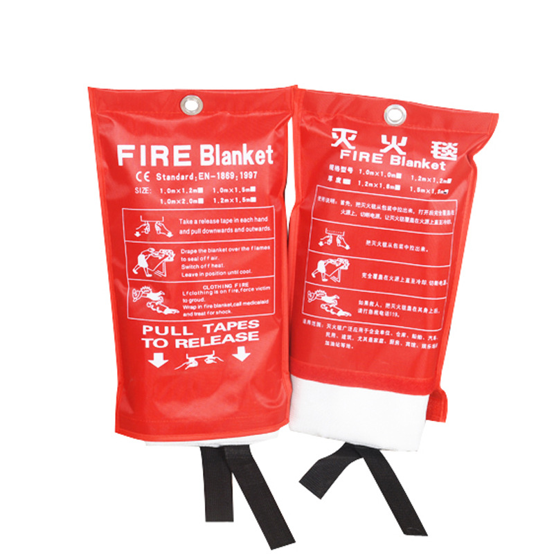 1mX1m Fire Blanket Fiberglass Fire Heat Retardant Blanket Emergency Survival Fire Shield Safety Protector Fire Blanket sigma sigma 100 400mm f5 6 3 dg os hsm contemporary полнокадровой телефото зум объектив для съемки птиц лотоса nikon байонет объектива page 3