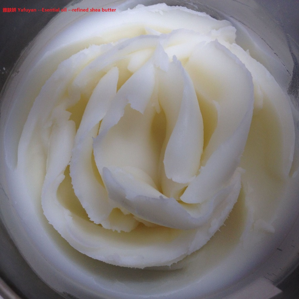 Kozmetika YAFUYAN 250g Esencijalno ulje ORGANIC PURE Shea maslac rafiniran svježe uvoz iz Afrike Veleprodaja Besplatna dostava