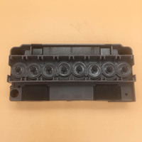 DX5 f186000 printhead cover DX5 head Adapter for Epson 4880 7800 9800 7880 9880 printers galaxy Mutoh dx5 manifold cover