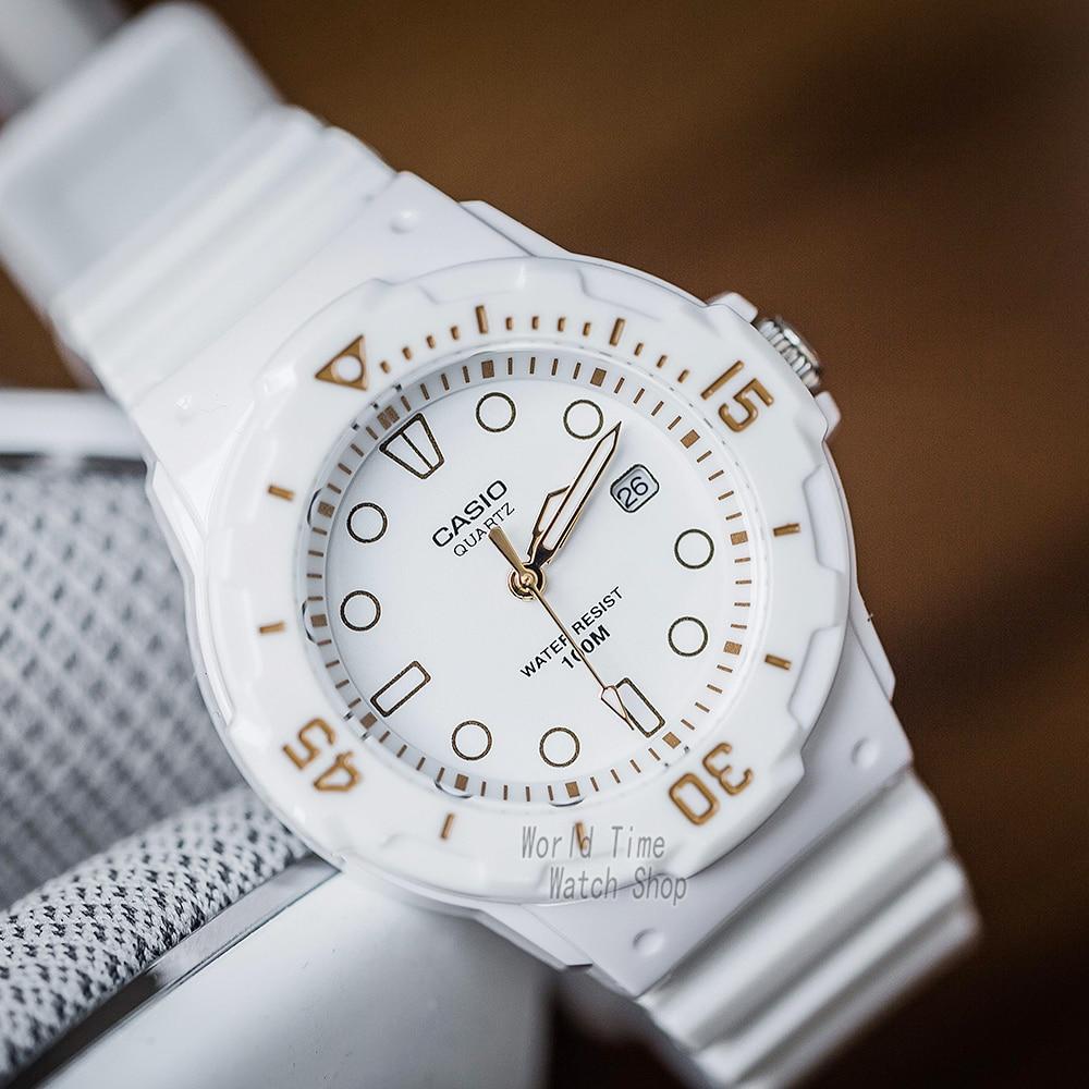 Casio watch diving women watches Set top brand luxury 100mWaterproof Quartz watch ladies Gift Clock Sport watch wome reloj mujer 4