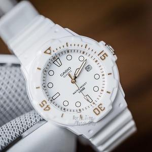 Image 3 - Casio watch diving women watches Set top brand luxury 100mWaterproof Quartz watch ladies Gift Clock Sport watch wome reloj mujer