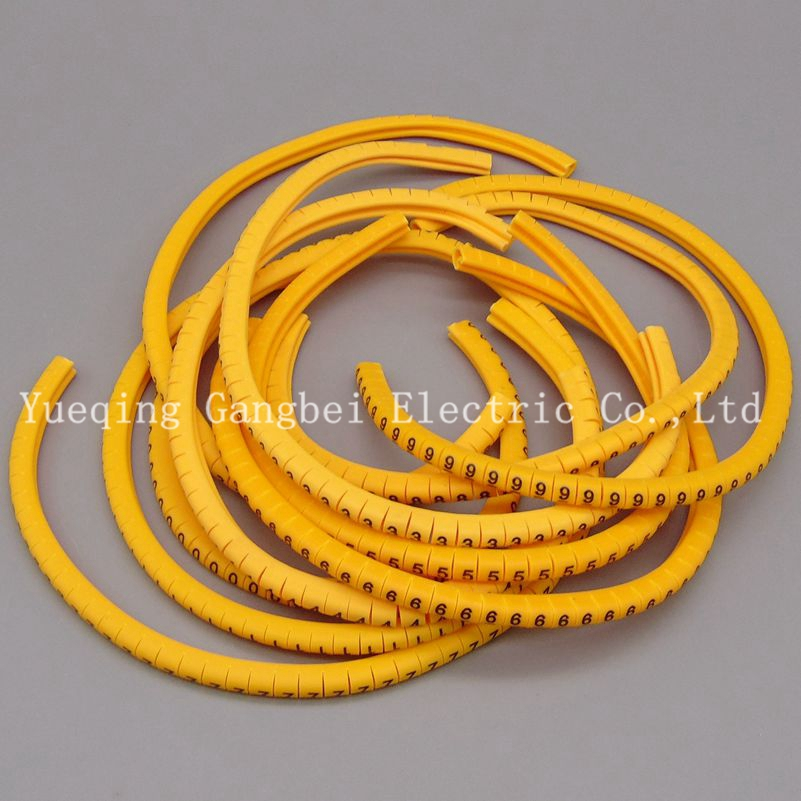 EC-1 2.5mm Cable Wire Markers...