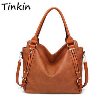 New Arrival Retro Women Handbag High Capacity Female Shoulder Bag High Quality Cross Body Bag - DISCOUNT ITEM  50% OFF Luggage & Bags