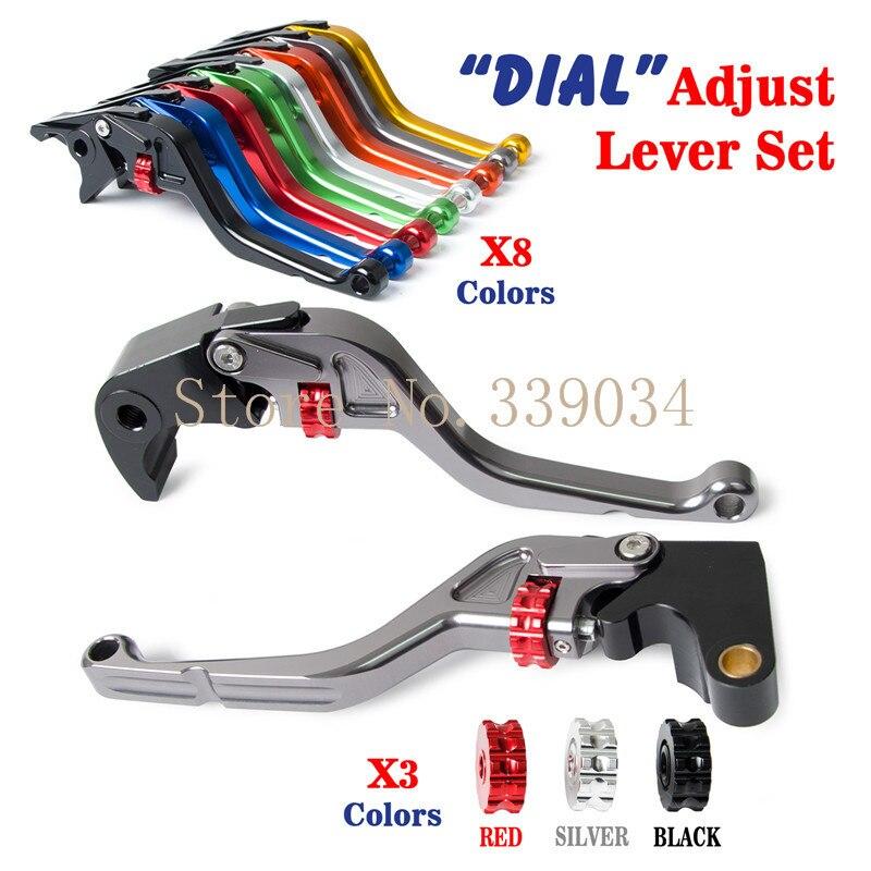 Roller Adjustable Brake Clutch Levers fits for Aprilia RS250 1998 1999 2000 2001 2002 2003