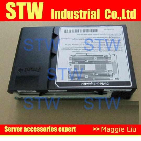 588141-B21 591198-001 617524-001 DL580G7 Memory Board, original, new retail packaged, 1 year warranty