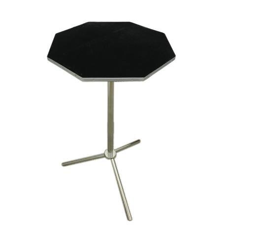 Pro trépied tableau magique-octogonal/cercle plateau de Table professionnel magicien gros plan accessoire de scène Gimmick tours de magie