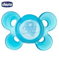 Nipple Chicco 68803 For boys and girls newborn Feeding Kids Baby bottle Soother Nipples dummy