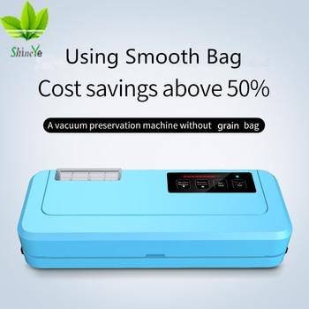 ShineYe Neue 2018 Haushalt Vakuum Versiegelung Verpackung Maschine 110-220V Vakuum Packer Enthalten Vakuum Taschen Geschenk Kann Halten lebensmittel Frisch