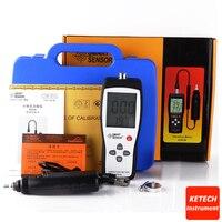 Medidor de Vibração Digital Portátil Tipo Split AS63B vibration meter vibrator  -