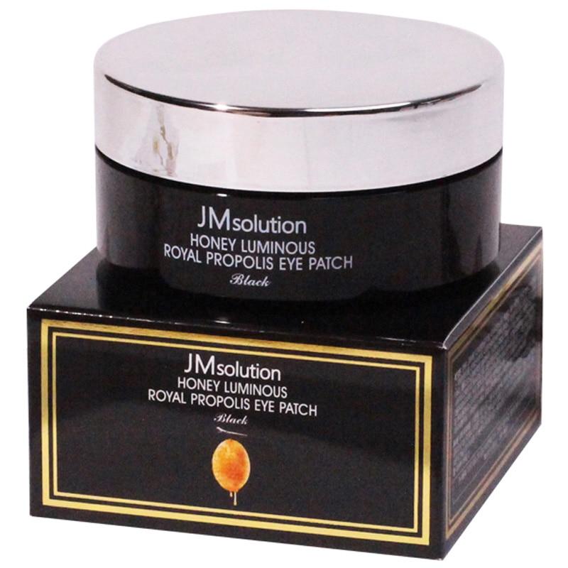 [JMsolution] Honey Luminous Royal Propolis Eye Patch Black 90g (60ea)