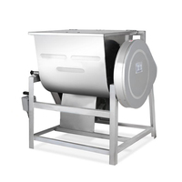 Dough Mixer Commercial Large Automatic Dough Mixer Stirring Kneader SZ 15