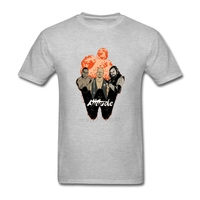 Cheap Tee Shirts Mens Orangic Cotton Attitude Wrestling Pa Short Sleeved Man T Shirts Cheap Wholesale