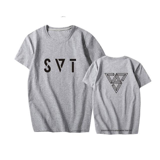 SEVENTEEN T-SHIRT (5 VARIAN)
