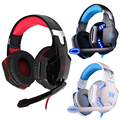Hot KOTION EACH G2200 Gaming Headphone Headset Earphone USB 7.1 Surround Sound Version Vibration with Mic Update From EACH G2000