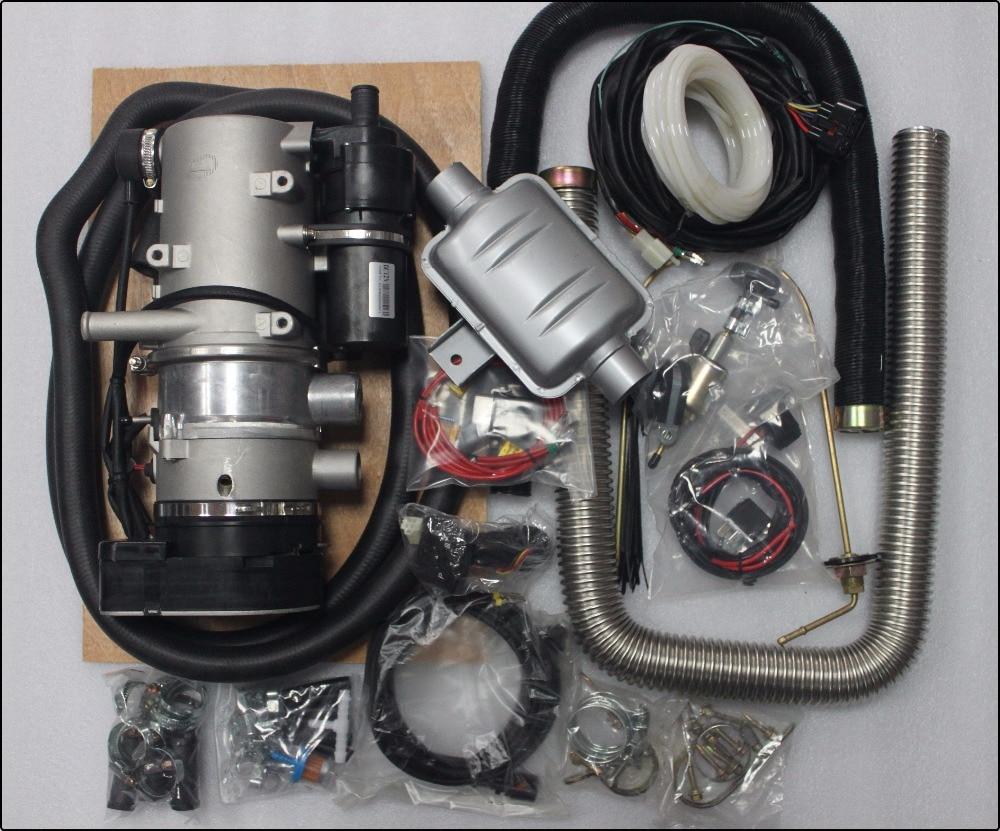 Νέος θερμαντήρας καυσίμου Diesel 9kw 24V - Ηλεκτρονικά Αυτοκινήτου - Φωτογραφία 2