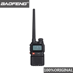 Baofeng UV-3R+ Usb Charger Mini Walkie Talkie UV 3R Plus Kids 2 Way Radio UV3R+ Vhf Uhf Radio Comunicador Talkie-walkie Amador