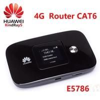unlocked Huawei e5786s 32a 4g wifi router e5786 LTE Cat6 300Mbps 4g MiFi router dongle 4g pocket Wifi dongle pk e5878 ac790s