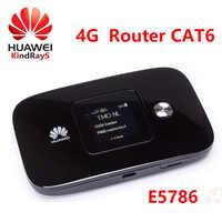 Odblokowany Huawei e5786s-32a 4g router wi-fi e5786 LTE Cat6 300 mb/s 4g router mifi klucz 4g kieszonkowe wifi klucz
