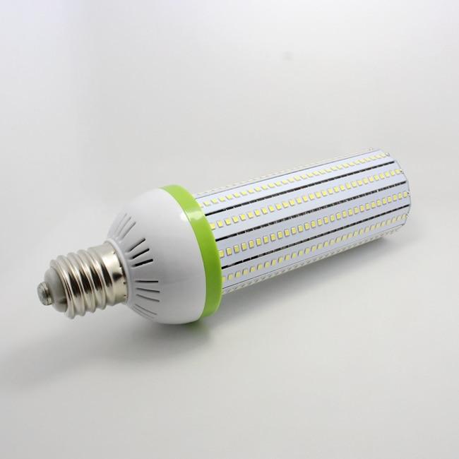 Haute qualité 60 w E40 Led maïs lumière 6000 k économie d'énergie haute puissance lumière Led pour remplacer l'ampoule Cfl conventionnelle 200 w