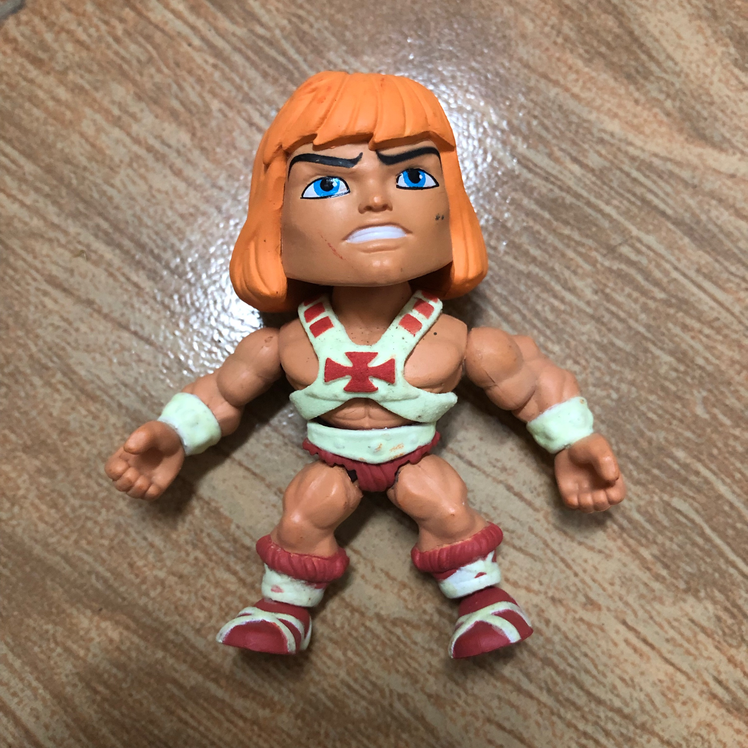1PCS  HE-MAN Loyal Subjects Action Figure Toy