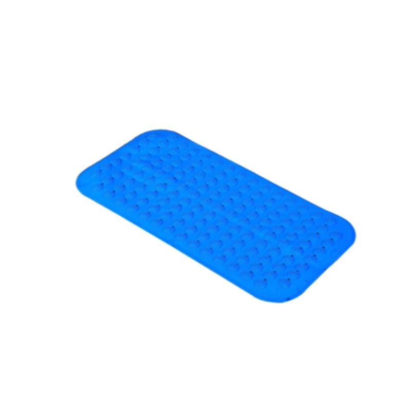 RFWCAK High Quality New Non-slip Mat BathMassage Sucker PVC Shower Mat for Bathroom Toilet Bathroom Carpet Rug Bathroom Helper