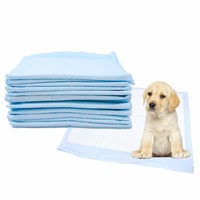 Super Absorbent Pet Diaper Training Urine Pee Pad Deodorant Antibacterial For Dog Cat Rabbit Hamster Guinea