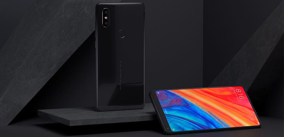 Xiaomi Mix 2S Wireless Charging 8