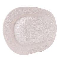 SPA Bath Pillow Non slip Bathtub Headrest Soft Waterproof Bath Pillows with Suction Cups Bathroom Accessories Bath Tub 3DBH32