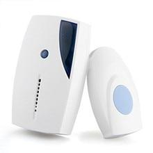 #3Wireless Door Bell 36 CHIME Home Cordless Portable 100M Range Digital Doorbell